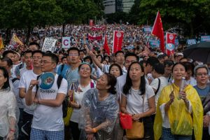 Washington's anti-China strategy in Hong Kong