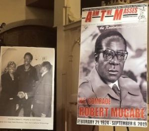 Long live the memory of Robert Mugabe!