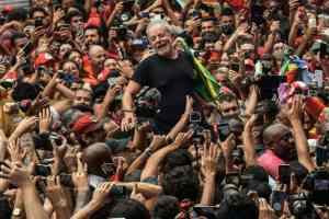Lula livre! Struggle wins freedom of former Brazilian president