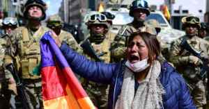 Massive Anti-Coup Protests Explode Across Bolivia