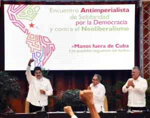 International Solidarity Conference in Cuba calls for 'counteroffensive against imperialism'