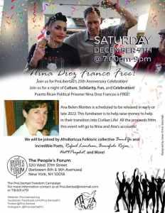 NYC Dec. 7: ProLiberatad 25th anniversary celebration
