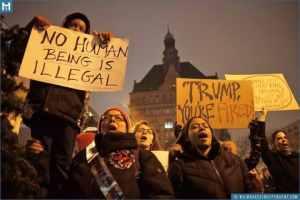 Jan. 14: Protest Trump in Milwaukee!