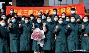 China mobilizes to combat coronavirus