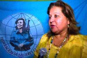 Cuba: En su aniversario 60, la Federación Mujeres busca mayor empoderamiento de la mujer