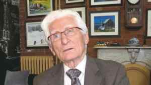 Michael Lucas, immigrant organizer and friend of Soviet people