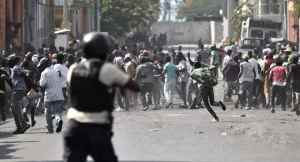 Haiti: We stand in solidarity to demand an end to police terror
