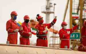 U.S. threatens 'piracy' while Iran and Venezuela continue trade