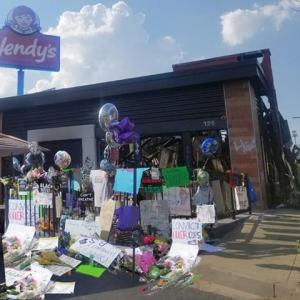 Tell Atlanta officials: Hands off the Rayshard Brooks memorial!
