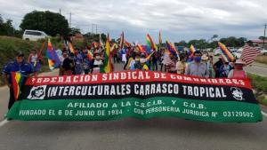 Bolivians reject postponement of elections with massive mobilizations