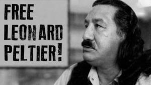 Free Leonard Peltier - Learn about his case & letter writing, Nov. 29