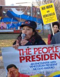 Open letter from Honduran activist to Biden