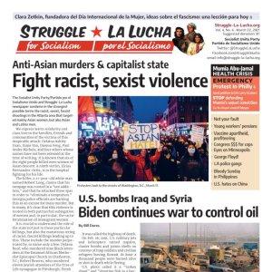 Struggle ★ La Lucha PDF - March 22, 2021
