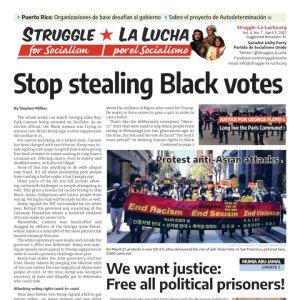 Struggle ★ La Lucha PDF - April 5, 2021