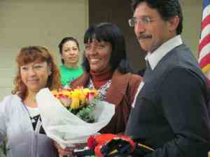 Gilda Chacon Bravo, Cuban labor leader, ¡presente!