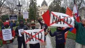 International actions demand: End U.S.-Ukraine war in Donbass