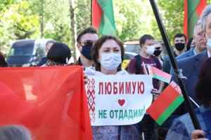 Belarus detains neo-Nazi, and imperialists howl