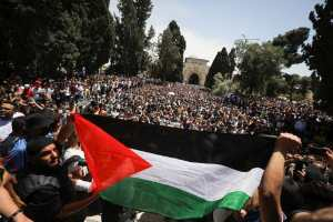 Al Quds Day: Palestinian resistance can never be defeated!