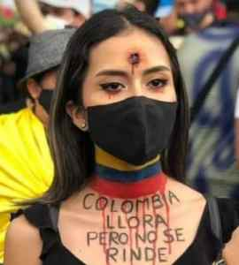 Colombia's blood on U.S. hands: National strike marches on