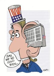 U.S. deception syndrome to discredit adversaries