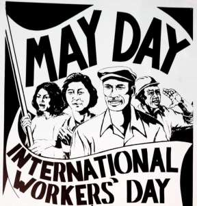 'Digital' workers don't delete Marx on May Day