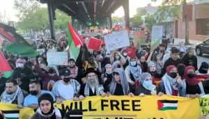 Palestine solidarity spreads across New York metro area