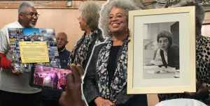Angela Davis' Juneteenth speech becomes a reality