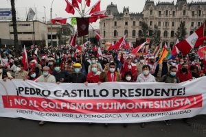 Is Peru on the verge of a coup?