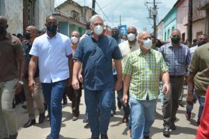 Díaz-Canel en vivo para Cuba: No vamos a entregar la soberanía de nuestra Patria (+Fotos y Video)