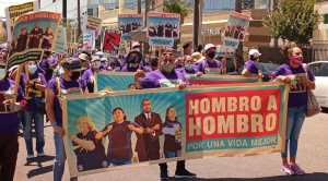 Justice for Janitors fighting big tech, big banks for a fair contract