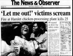 Never forget the Hamlet fire: Capitalist greed killed 25 workers