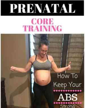 Prenatal Ab exercises