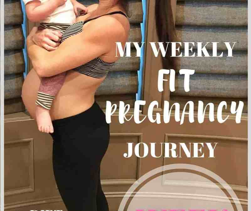 Week 38: Fit Pregnancy Update