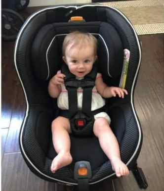 Chicco Zipfit carseat