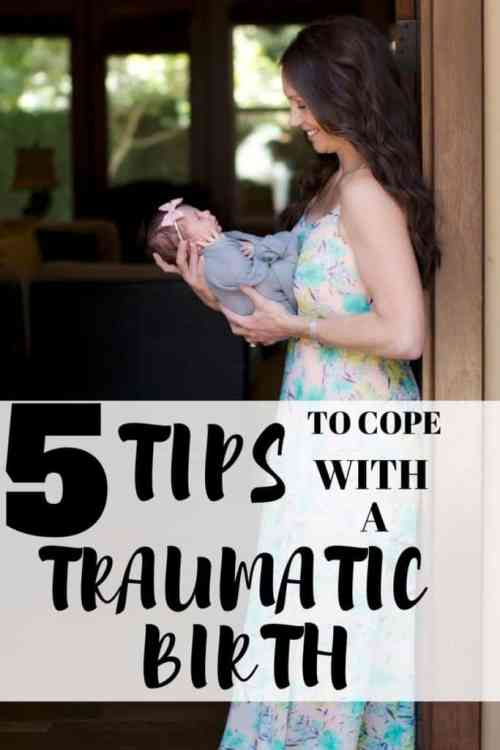 Overcoming a traumatic birth experience