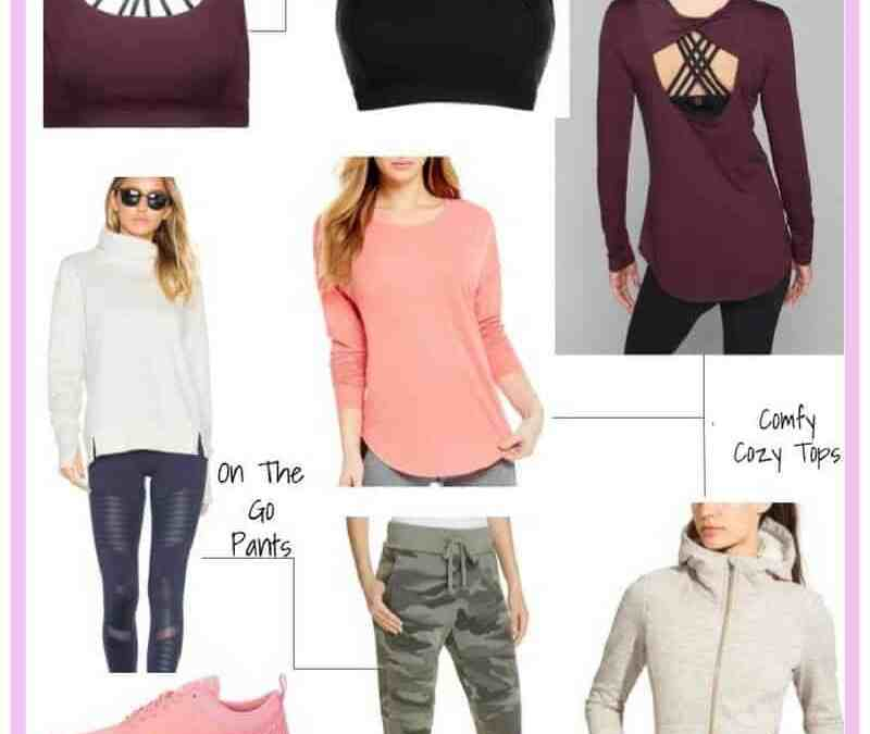 Get Fit in Style-Monthly Favorite Fitness Gear