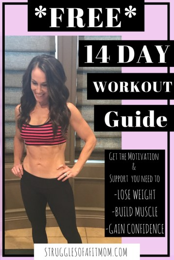 Free workout guide. New Year New Goals
