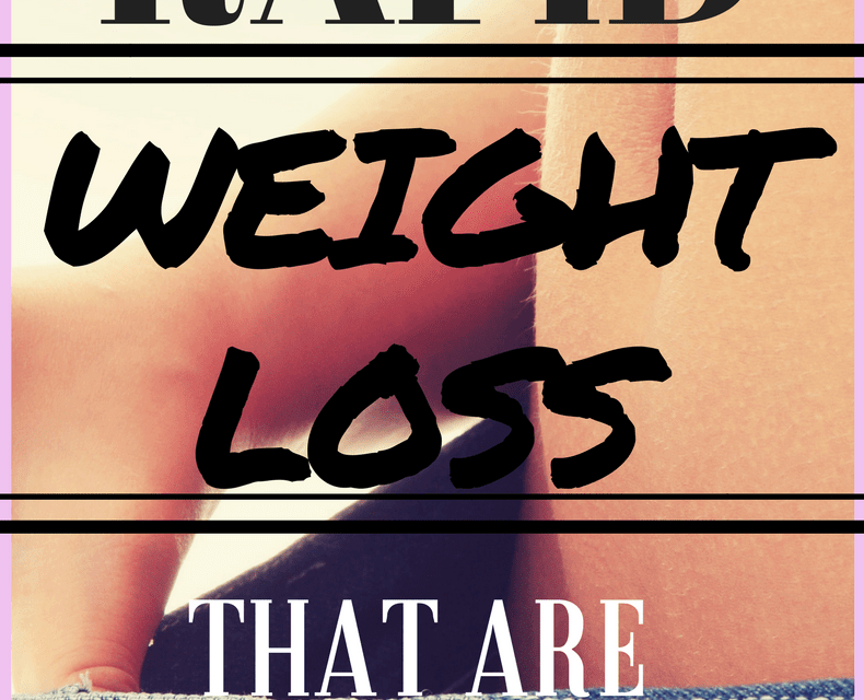 6 Simple Hacks For Rapid Weight Loss Results
