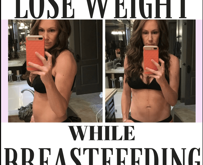 5 Simple Tips To Lose Weight While Breastfeeding