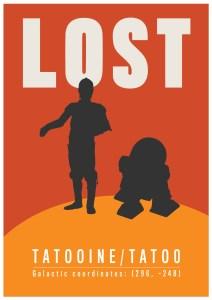 Lost on Tatooine