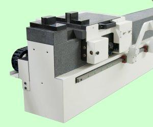 Strumenti di misura - dispositivo per controllo grandi micrometri