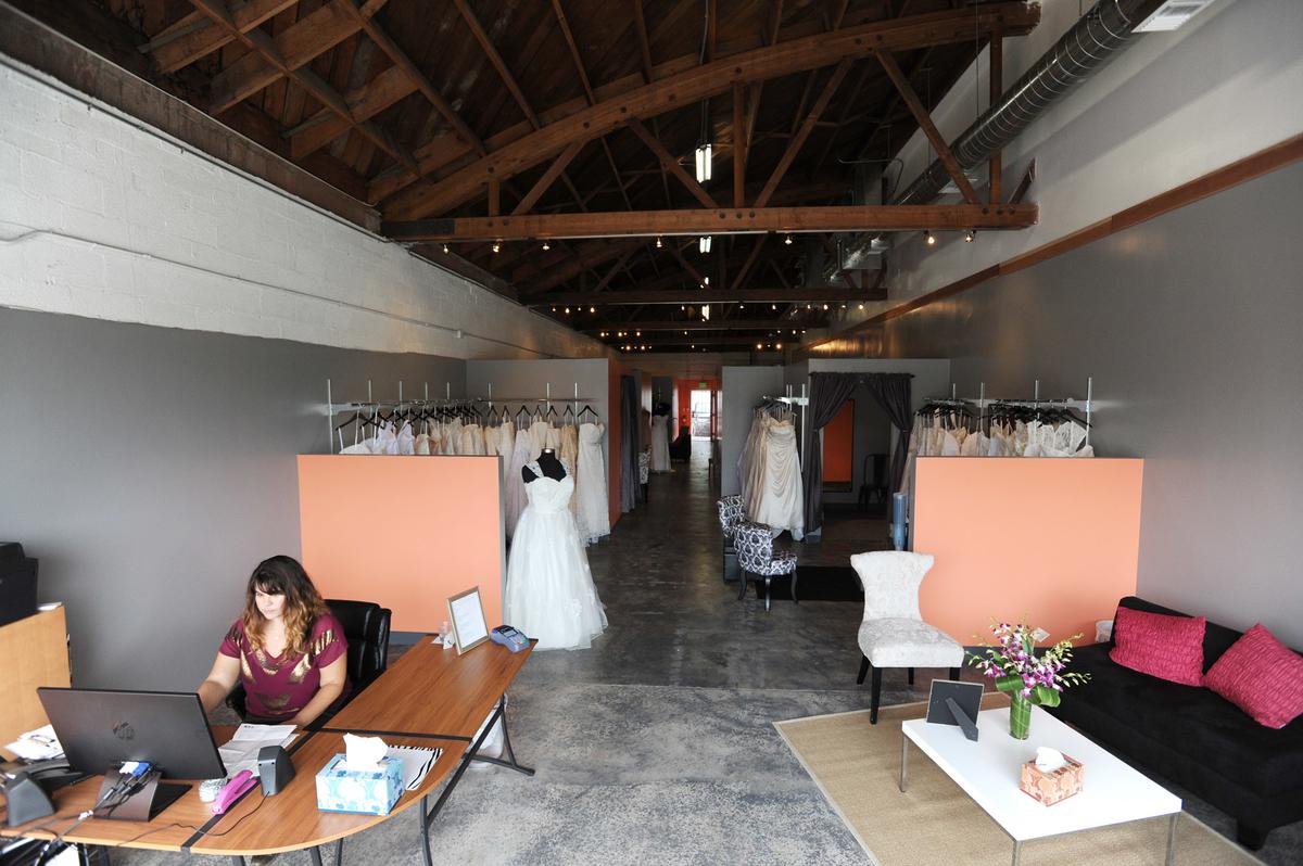 Long Beach Bridal Store  Strut Bridal Salon