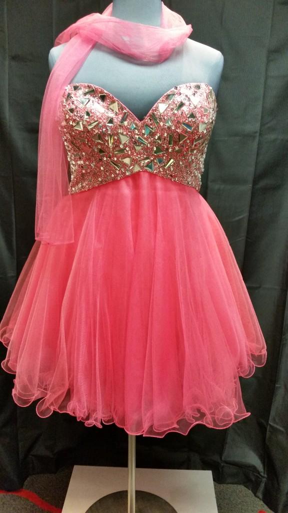 Short Plus Size Prom Dresses