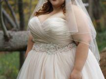 Ana R - A Real Bride in Allure 2607 - Strut Bridal Salon