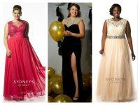 Plus Size Prom Dress with Sleeves - Strut Bridal Salon