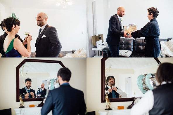 Groomsmen suits