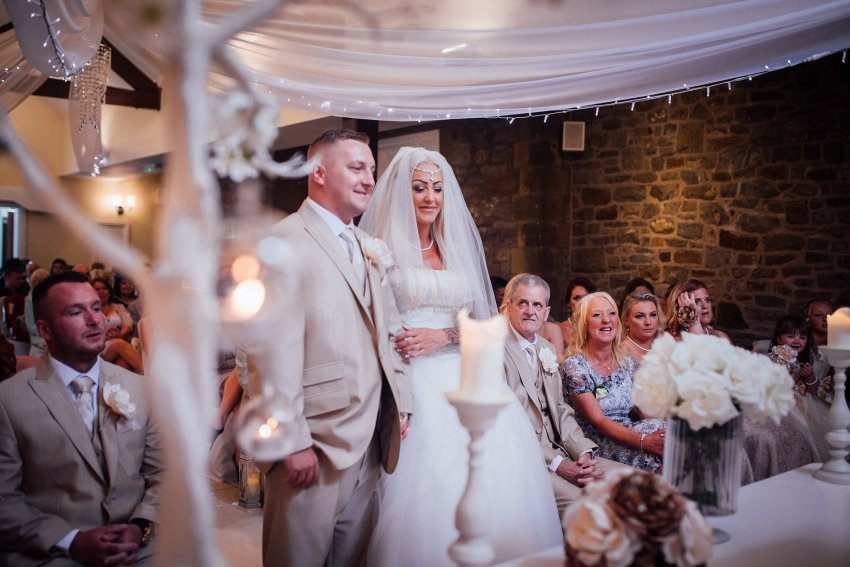 wedding at stirk house