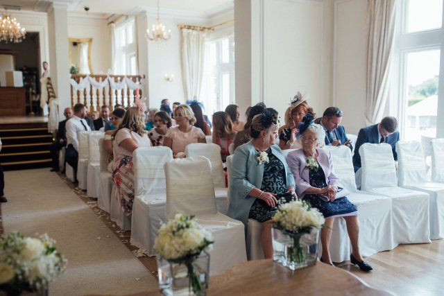 West Tower Wedding