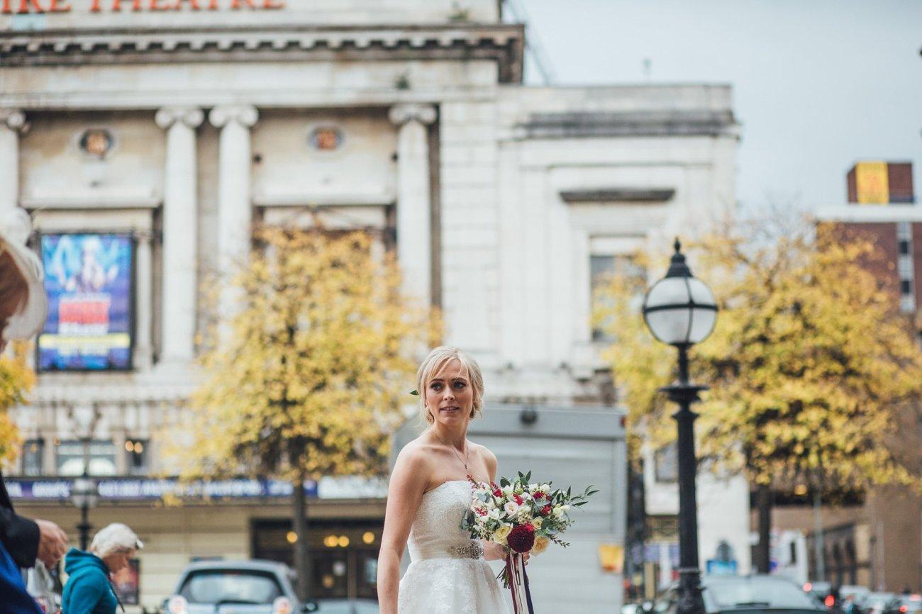 bride in liverpool