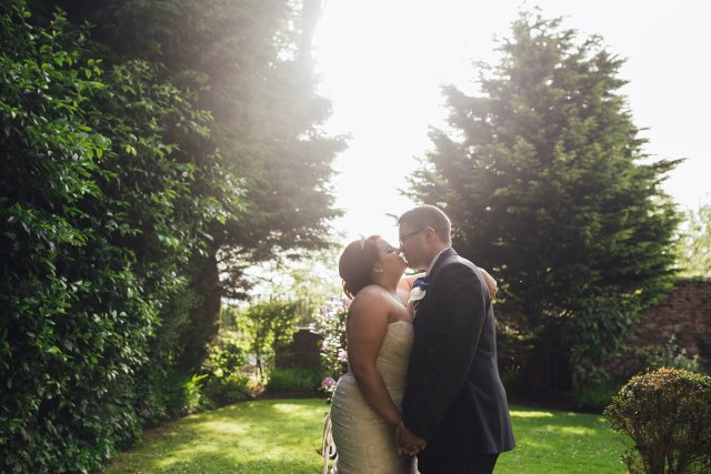 couples wedding portraits